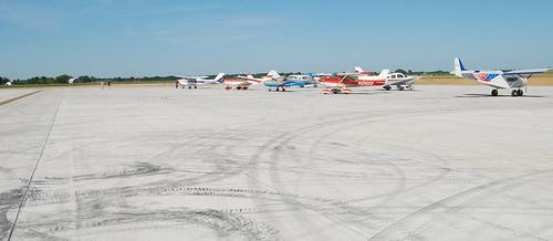 Moberly Celebrates Airport Improvement