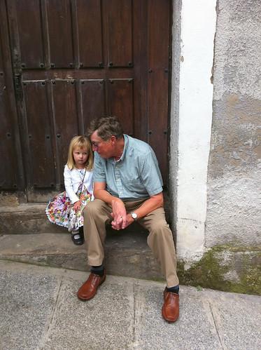 Nora and Grandpa