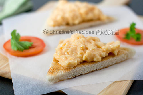 嫩滑炒蛋 Perfect Scrambled Eggs02