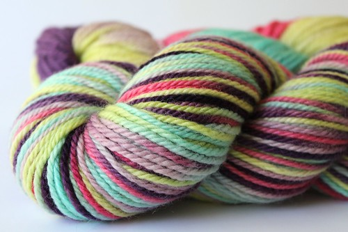 Petunia on Aran BFL