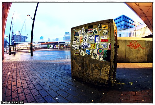 Colab Brum electrical box