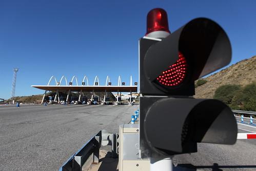 Autopista de peaje en Cataluña operada por Ferrovial