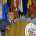 Permanent Council Receives President of Guyana