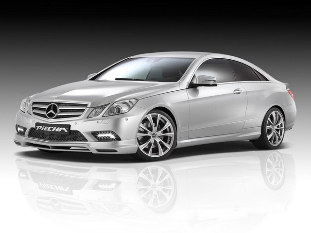 Piecha Design Mercedes-Benz Clase E Coupé y Cabriolet