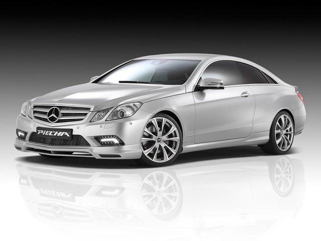 Piecha Design Mercedes-Benz Clase E Coupé y Cabriolet