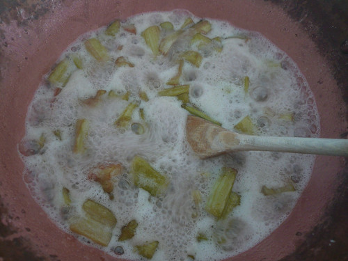 Jam boiling