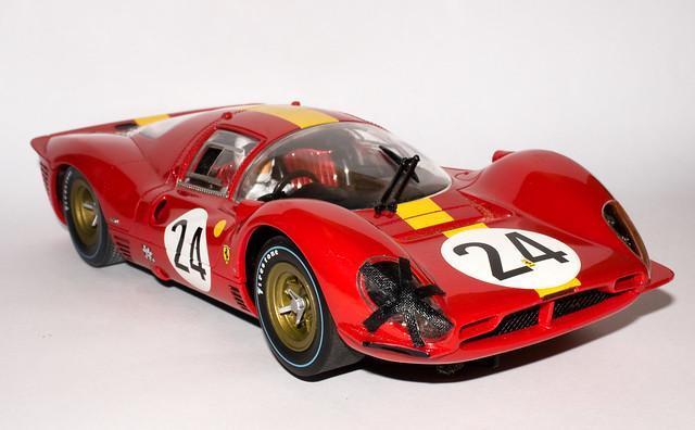 F Ferrari F Livery On  Car
