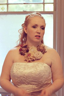 Bride's Bib Necklace
