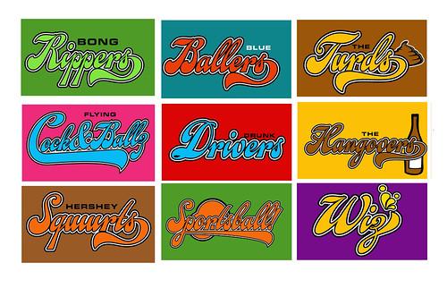 sports ball logos