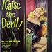 Raise The Devil ! - Falcon Books - No 35 - David Wade - 1952.