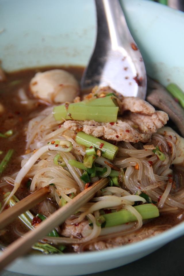 Kuay Teow Reua Moo (ก๋วยเตี๋ยวเรือหมู)
