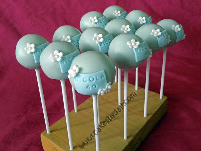 Cake Pops Ideas For Boy Birthday : photo