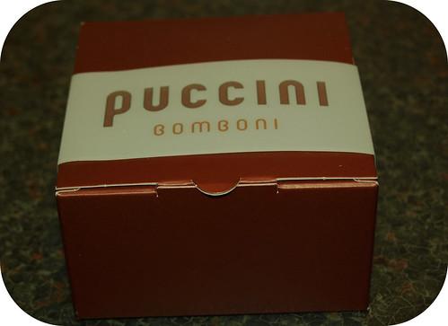 Puccini Bomboni Hazelnut Gianduja