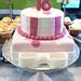 Sweet 16 bow cake - <span>www.cupcakebite.com</span>