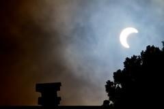 Photograph: Eclipse 1