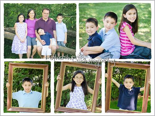 Porch portrait sneak peek - C family