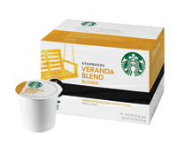 Starbucks Blonde K-cup Packs Coupon