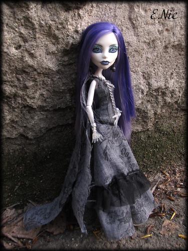 Spectra's new dress