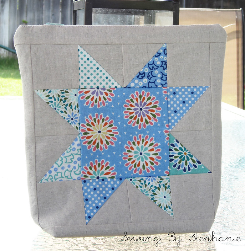 Star Zip bag