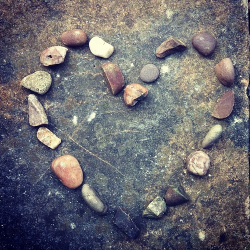 This zen heart less random. :)