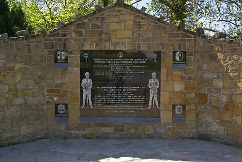 IRA Memorial, Knockatallen, County Monaghan