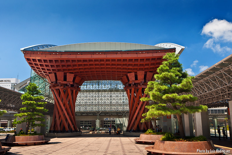 Estacion JR Kanazawa