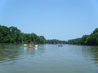 Broad River Paddling May 26, 2012 11-23 AM