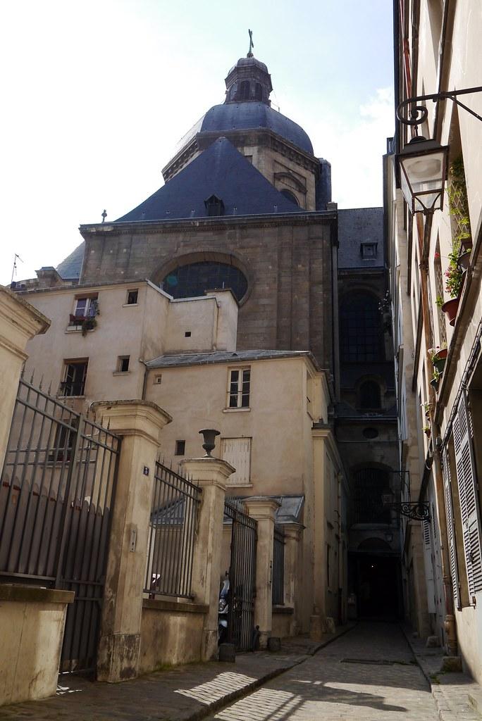 Comment Faire Du Chouette Avec Du Moche Léglise Saint Pau