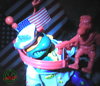 Mutant Military  TEENAGE MUTANT NINJA TURTLES ::  MIDSHIPMAN MIKE xv (( 1991 ))