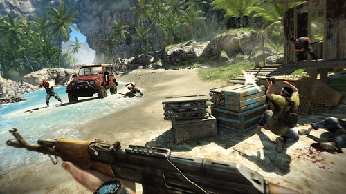 Far Cry 3: Collector's Edition To Include The Monkey Business Pack