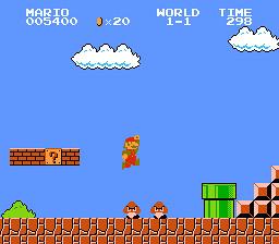 Sigheru Miyamoto hace Mario Bros