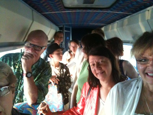 Astrologers on a Bus by Postcards from UAC