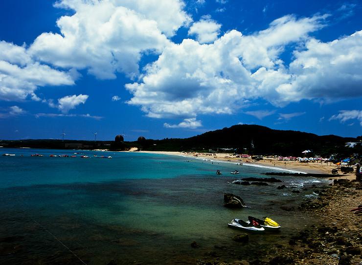 高雄阿勃勒、恆春海灘
