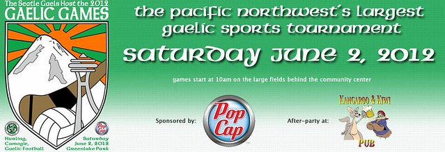 Seattle Gaelic Games 2012