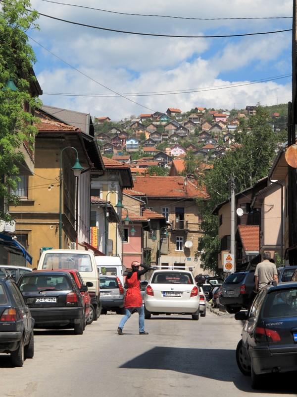 Hauteurs de Sarajevo
