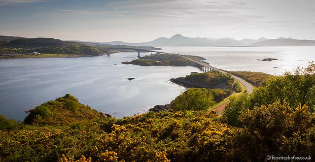 Skye Bridge from Plock of Kyle [IMG_3422]