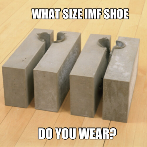 IMF SHOES