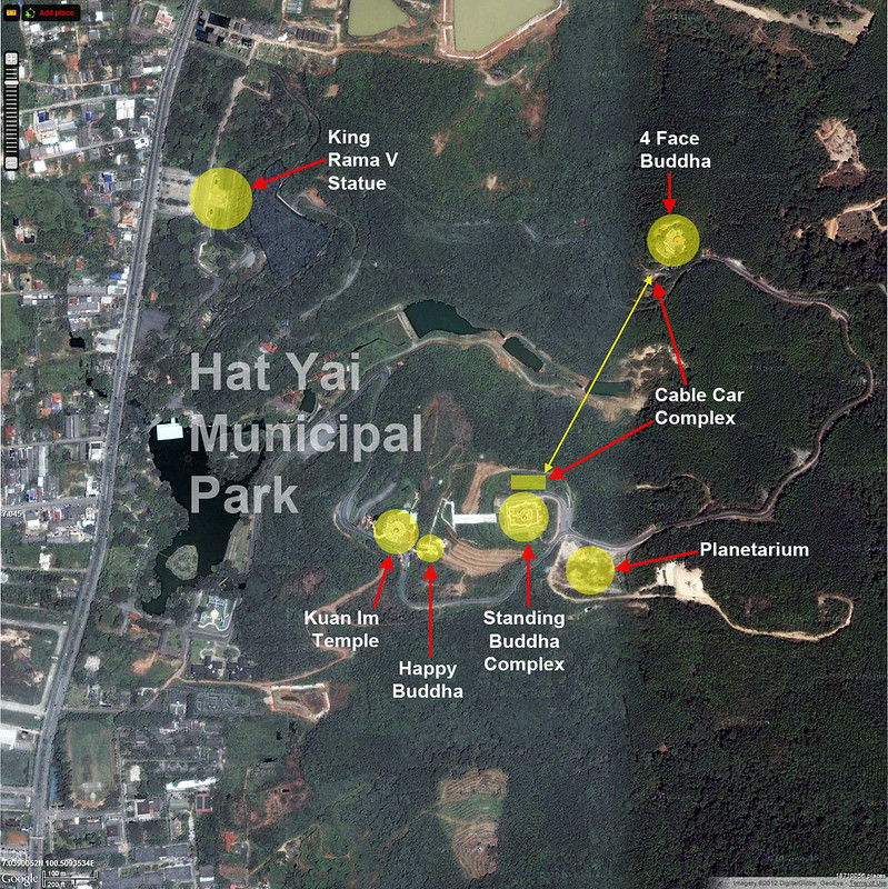Hat Yai Municipal Park TL Chuas blog