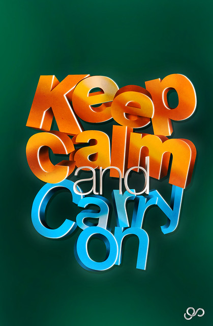 Keep calm by Piero