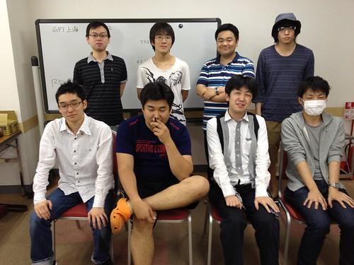 GPT Shanghai Chiba 2nd : Top 8