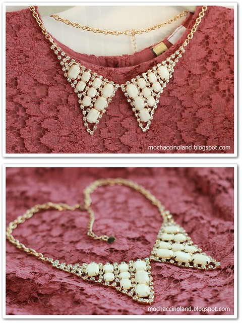 Collar Necklace Giveway