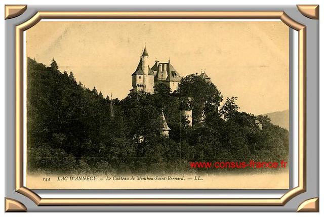Le Château de Menthon-Saint-Bernard -70-150