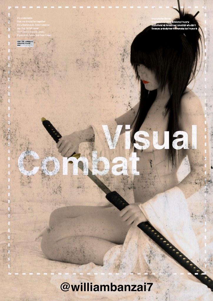 VISUAL COMBAT BANZAI7