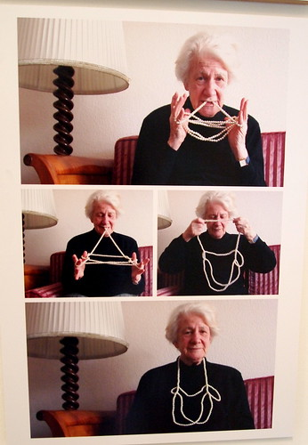 Knüpf-Perlenkette