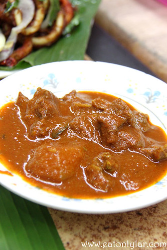 Mutton Curry, Restoran Sri Nirwana Maju