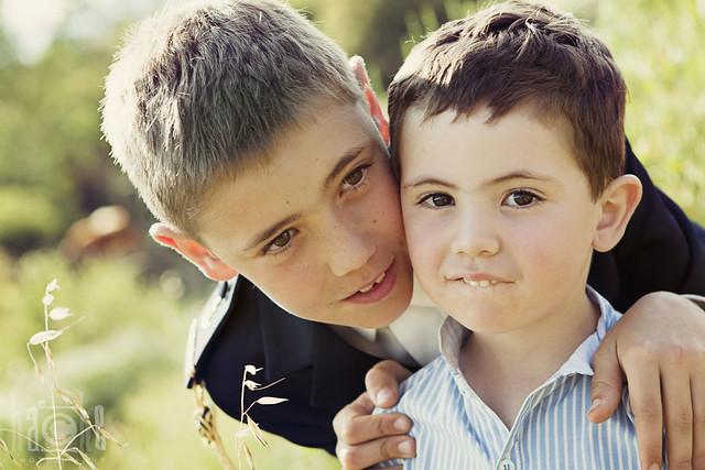 Víctor e Iker