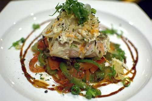 Mayo salmon