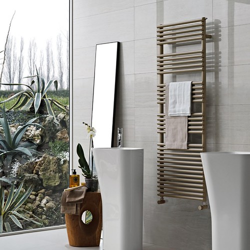 Designer towel rails are incredibly popular