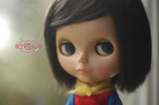 "My first Kenner ""Aiko""."