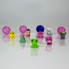 Squinkies Fuzzy Bubble Pack Series 2